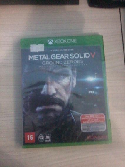 Metal Gear Solid V - Ground Zeroes - Lacrado