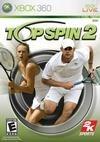 Top Spin 2 Xbox 360 Con Portada Y Manual