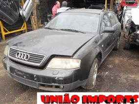 Audi A6 V6 2.8 30v (reposição De Peças)