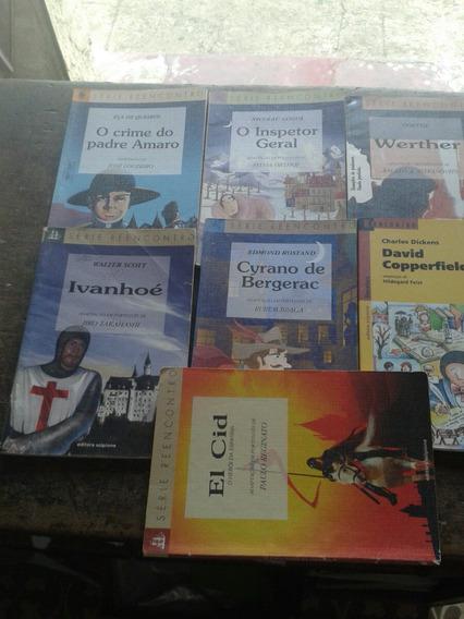 7 Livros Série Reencontro (novo)