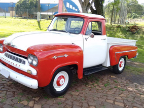 1963 Chevrolet Brasil 3100 Tags F100 Veraneio D100 C10 C14