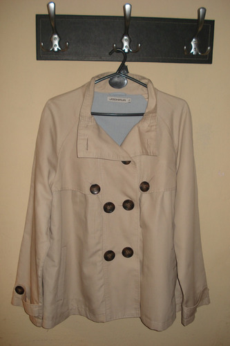 Piloto Trench Mujer