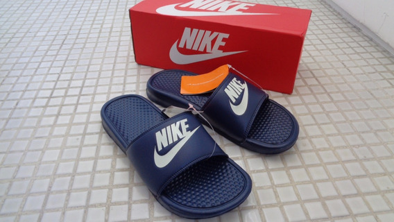 Chinelo Masculino Slide Nike Benassi Jdi Tamanho 40,5