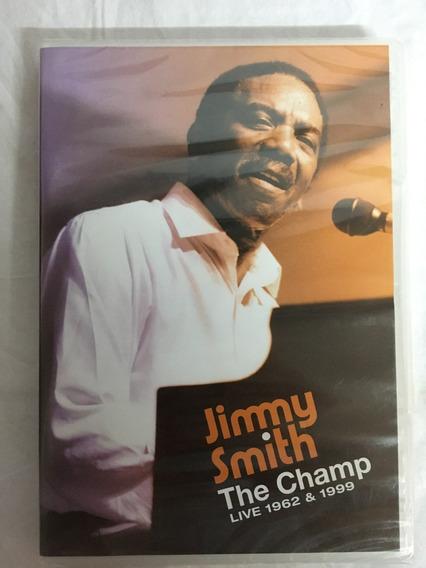 Dvd Jimmy Smith - The Champ - Live 1962 E 1999