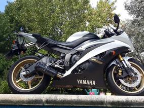 Yamaha R6 Patentada Y Rodada En 2015. Pocos Kms. Accesorios.