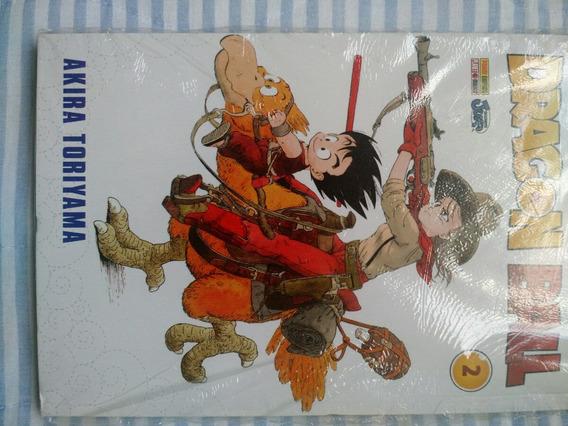 Mangá Dragon Ball Vol. 2 Panini