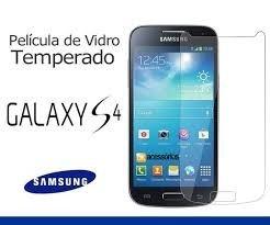 Película Blindada De Vidro Temperado Samsung Galaxy S4 9500