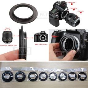 Macro Nikon 52mm Inversor Top!