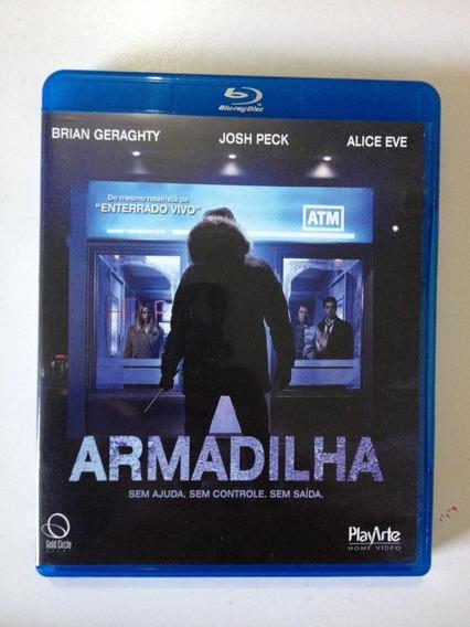 Armadilha Blu Ray - Brian Geraghty