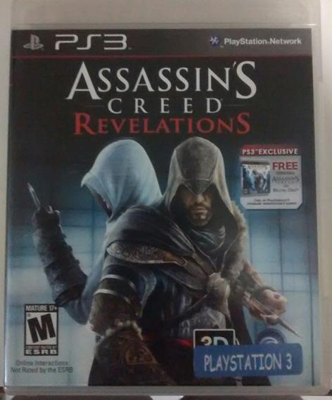 Assassins Creed Revelations + Assassins Creed - Jogo Ps3