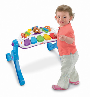 Piano Fisher Price Laugh & Learn Learn & Move Music Station