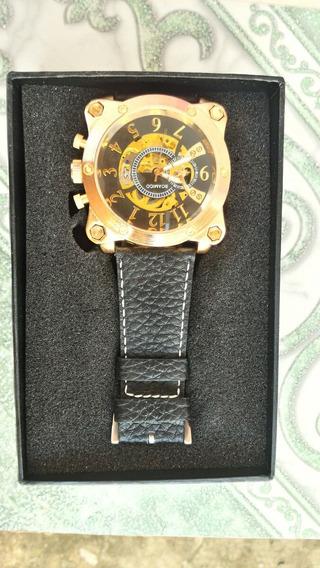 Relógio De Pulso Automático Goldman*promoção*