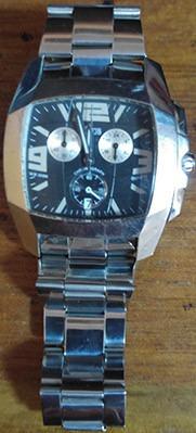 Reloj Lotus 15321 Original Cronometro Fecha 24h Clasico Hoy!