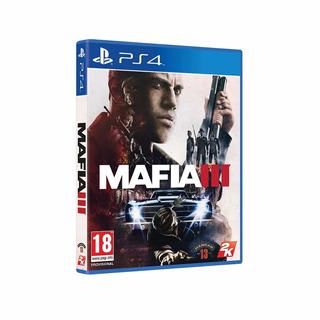 Mafia 3 Ps4 + Llavero + Apoya Vaso