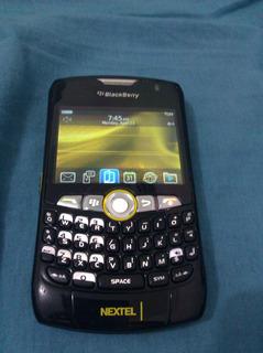 Blackberry Curve 8350i Nextel Em Bom Estado
