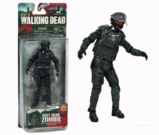 The Walking Dead - Riot Gear Zombie - Mcfarlane - Cod.14494