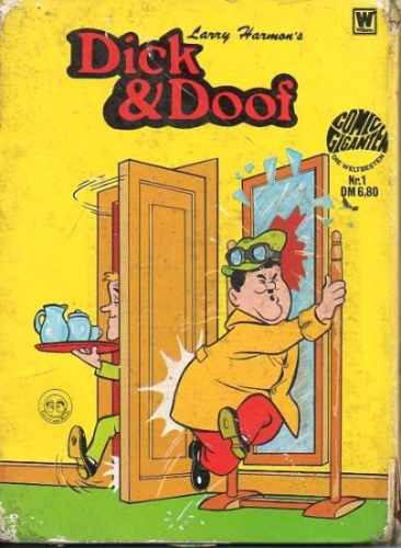Larry Harmon's Dick & Doof Laurel Hardy El Gordo Y El Flaco