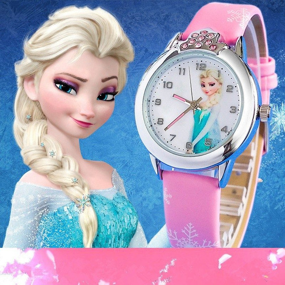 Relógio De Pulso Infantil Brinquedo Presente Novo