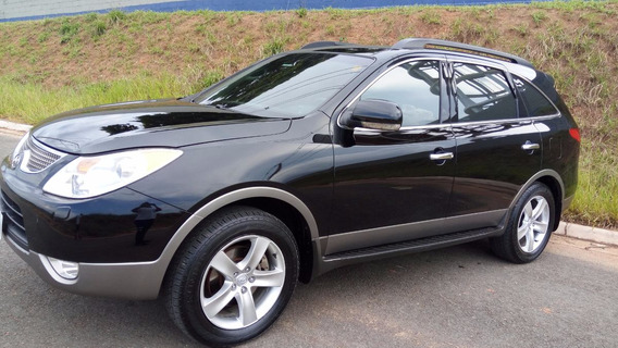 Hyundai Vera Cruz 3.8 4x4 V6 7 Lugares Preta 2010