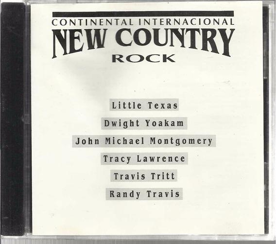 Cd New Country Continental Internacional Rock