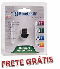 Mini Adaptador Usb Bluetooth - Atacado - 43 Unidades