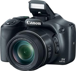 Camara Canon Powershot Sx530hs 32gb Wifi Zoom 50x100x Fullhd