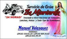 Servicio De Grua Las 24 Horas