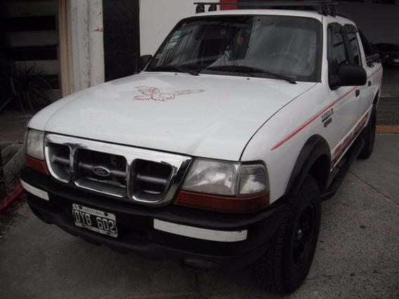 Ford Ranger 2.8 Xl I Dc 4x2 2001