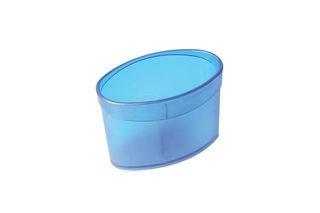 Porta Lapiz Plastico Oval Liggo Diseño Exclusivo Portalapiz