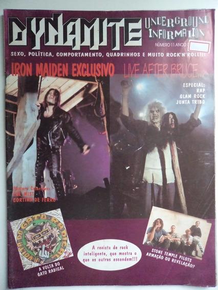 Revista Dynamite - N 11
