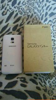 Samsung Galaxy S5 Mini Branco.... Bastante Conservado