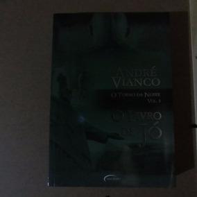 O Turno Da Noite - Volume 3 - O Livro De Jó - André Vianco.