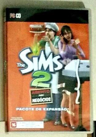 The Sims 2: Aberto Para Negócios - Pc - Original
