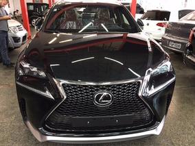 Lexus Nx200t F Sport 2016