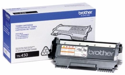 Toner Brother Original 7065/7460/7360/7860 - Tn 450 Original