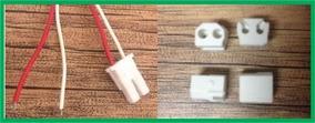 Kit Com 2 Silicones Duplo E 1 Rabico