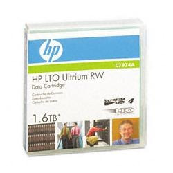 Cinta Datos Hp 1.6tb Ultrium 4 Rw Lto4 C7974a Back Up