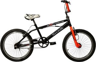 Bicicleta Rodado 20 Siambretta Freestyle Fluor