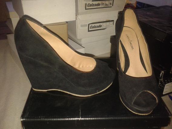 Vendo Zapatos Con Plataforma - De Todo Un Poco -