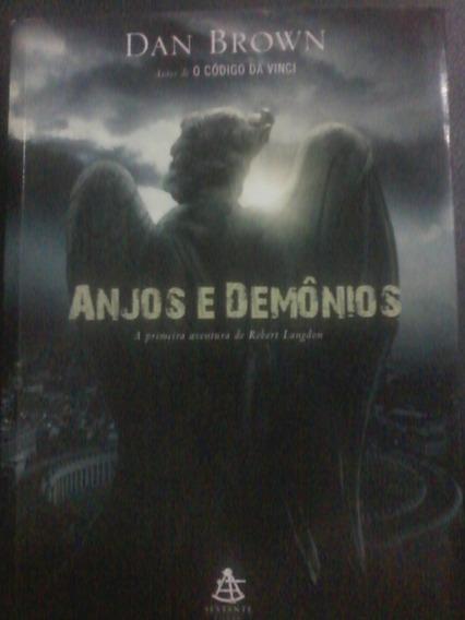 Livro Anjos E Demônios