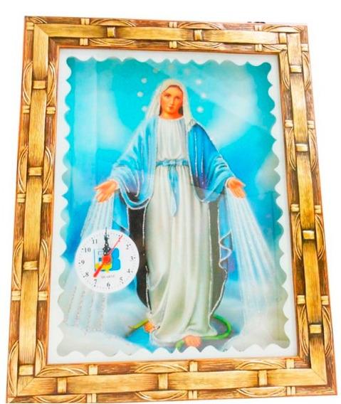 Quadro Nossa Senhora Das Graça-quadro Decoração N.senhora