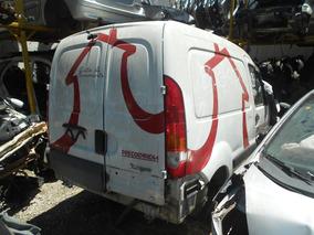 Sucata Renault Kangoo 1.6 16v 2004 Retirada De Peças