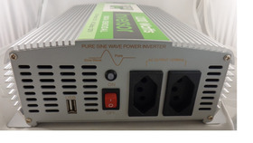 Inversor 1200w Transformador 12v P/ 110 Senoidal Pura