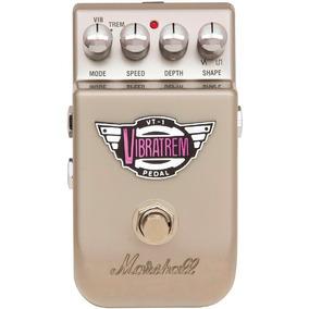 Pedal Para Guitarra Marshall Vt-1 Vibratrem Vibrato Tremolo