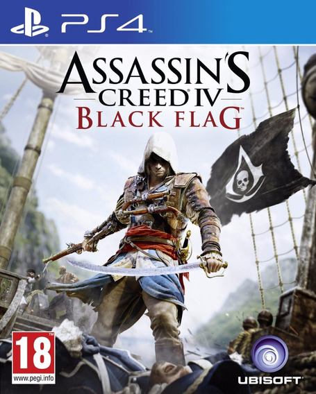 Assassins Creed 4 Black Flag Ps4 // Digital Primaria