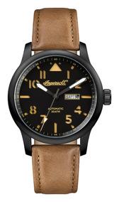 Reloj Ingersoll I01302 The Hatton Automático Colecc. 1892