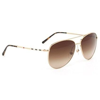 b366761299 Lentes Gafas De Sol Mujer Burberry Be3072 57mm Original Café - $ 4,079.00  en Mercado Libre