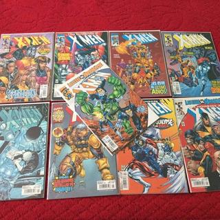 X Men Los Doce Colección Vid