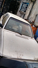 Ford Escort Sucata Branco - 1992 - Carcaça - Gaiola