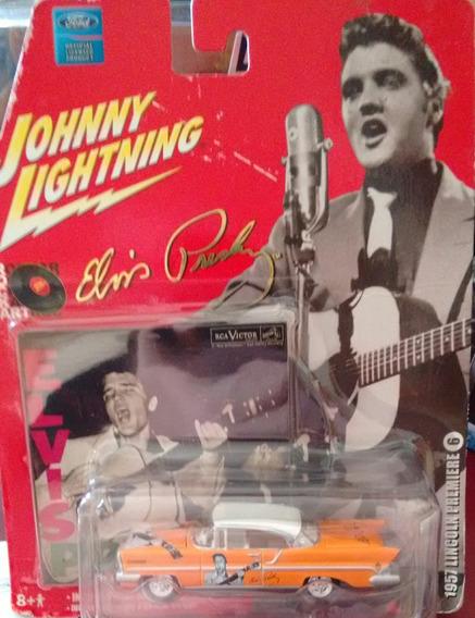 Auto 1957 Lincoln Premiere Elvis Presley Rock Retro Esp Rdf1